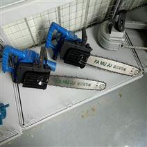 煤礦用便攜式切割木頭鋸FLJ-400風動鏈鋸
