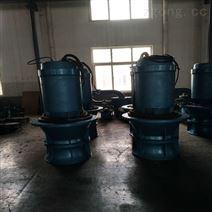 雨季防汛排澇專用潛水泵大流量潛水軸流泵