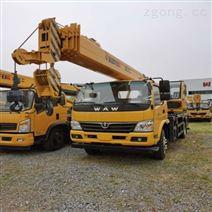 飞龙·新飞工10吨汽车起重机