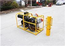 恒旺小型氣動便攜式防汛打樁機熱賣