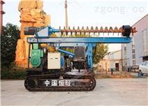 效率強大廠家直銷恒旺地基橋梁打樁機