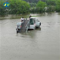 水葫芦水草切割船 河道清漂机械