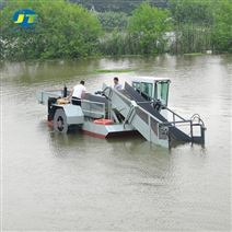 河道清理水草割草船