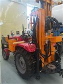 工程用拖拉机气动钻机150米深水井打井机械