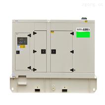 120kw静音柴油发电机