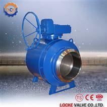 进口供暖专用全焊接球阀价格美丽 品质优